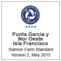 Centro Punta Garcia y Nor Oeste Isla Francisco